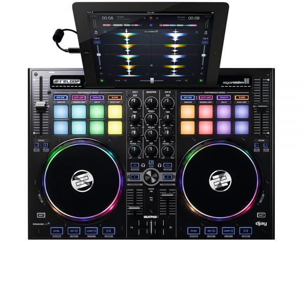 دی جی کنترلر Reloop Beatpad 2
